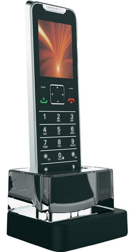 Motorola IT.6.1H Telefon (Schwarz, Silber)
