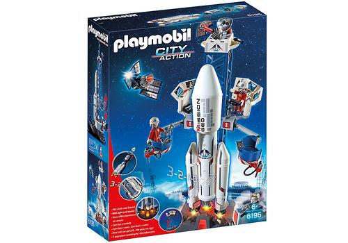 Playmobil City Action 6195 Playmobil (Mehrfarbig)
