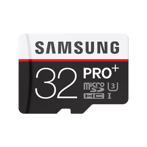 Samsung MB-MD32DA (Schwarz, Rot, Weiß)