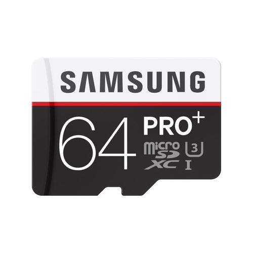 Samsung MB-MD64DA (Schwarz, Rot, Weiß)