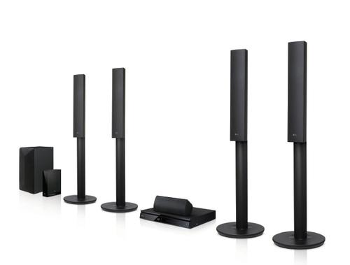 LG LHA755W Home-Kino System (Schwarz)