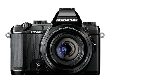 Olympus STYLUS 1 (Schwarz)