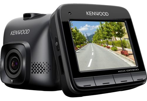 Kenwood Electronics KCA-DR300 Fahrtenaufzeichner (Schwarz)