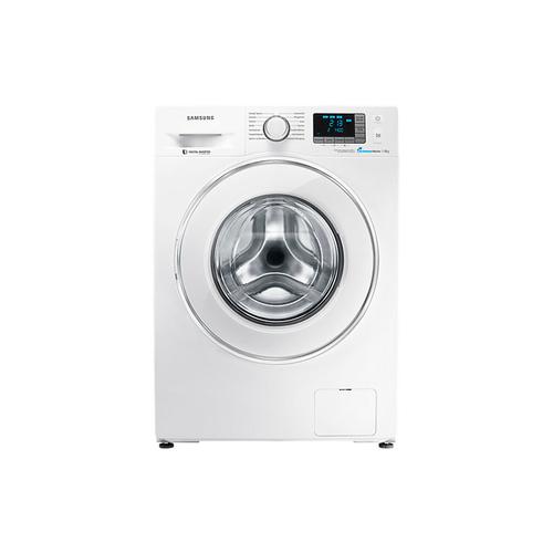 Samsung WF86F5E5P4W Freestanding 8kg 1400RPM A+++ Weiß Front-load (Weiß)