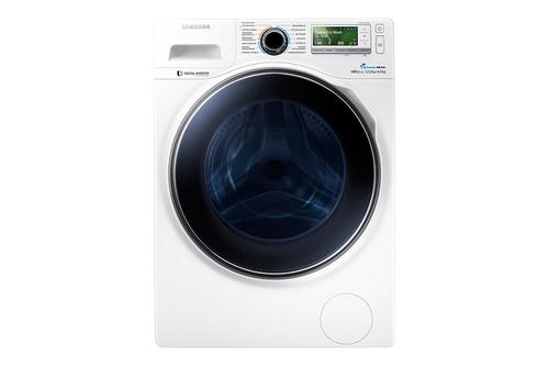 Samsung WD12J8400GW/EG Waschtrockner (Weiß)