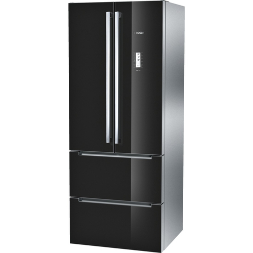 k hlschr nke bosch kmf40sb20 side by side k hlschrank schwarz. Black Bedroom Furniture Sets. Home Design Ideas
