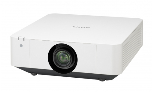 Sony VPL-FH60 Desktop-Projektor 5000ANSI Lumen 3LCD WUXGA (1920x1200) Weiß Beamer (Weiß)