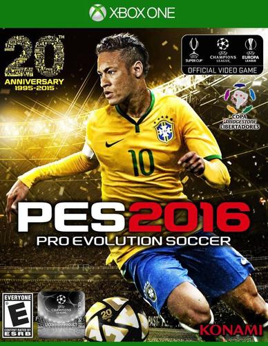 Konami PES 2016, Xbox One