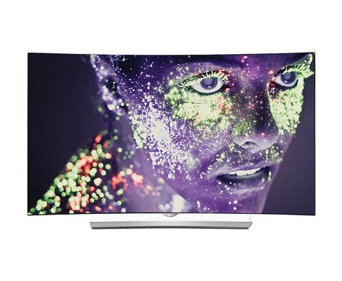 "LG 65EG9609 65"" 4K Ultra HD 3D Kompatibilität Smart-TV WLAN Schwarz LED TV (Schwarz)"