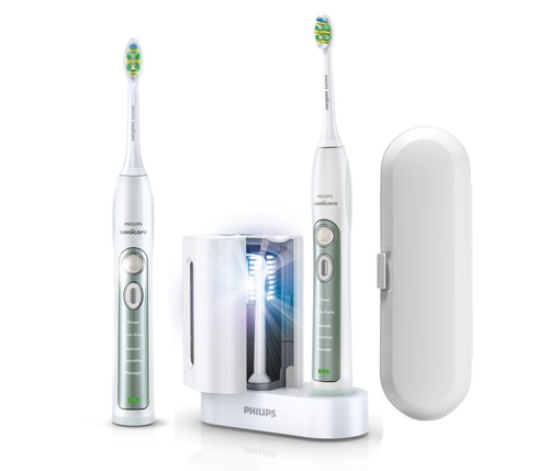Philips Sonicare FlexCare+ HX6972 Sonic toothbrush White (White)