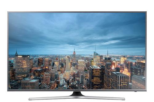 """Samsung UE55JU6850U 55"""" 4K Ultra HD 3D Kompatibilität Smart-TV WLAN Silber (Silber)"""