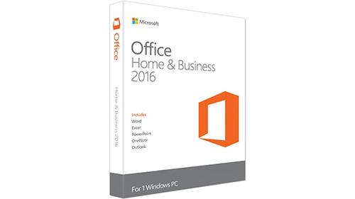 Microsoft Office Home & Business 2016, DE