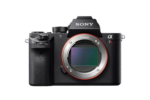 Sony α7R II (Schwarz)