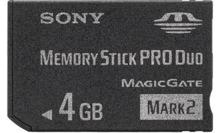 Sony MSMT4G (Schwarz)