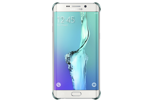 Samsung Glitter Cover Abdeckung Blau (Blau)