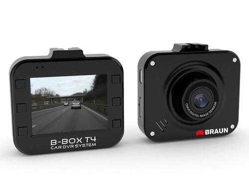 Braun Photo Technik B-Box T4 (Schwarz)