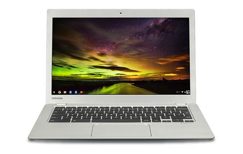 Toshiba Chromebook CB30-B-104 (Silber)
