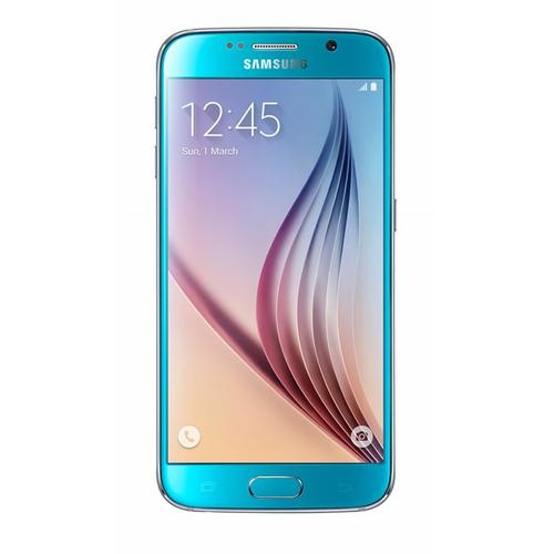 Samsung Galaxy S6 SM-G920F 128GB 4G Blau (Blau)
