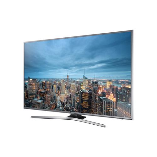 "Samsung UE60JU6850U 60"" 4K Ultra HD Smart-TV WLAN Silber (Silber)"