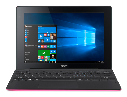 Acer Aspire Switch 10 E SW3-013-1058 (Pink, Schwarz)