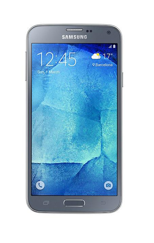 Samsung Galaxy S5 neo SM-G903F 16GB 4G Silber (Silber)