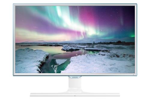 """Samsung S24E370DL PLS 23.6"""" Weiß, Blau Full HD (Weiß, Blau)"""