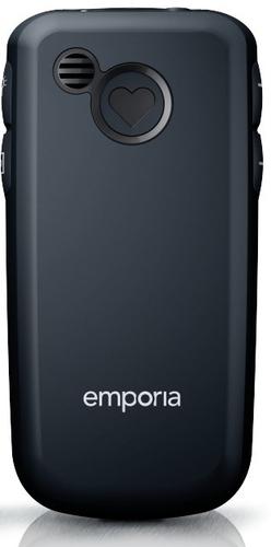 """Emporia emporiaSELECT 2.4"""" 84g Black (Schwarz)"""
