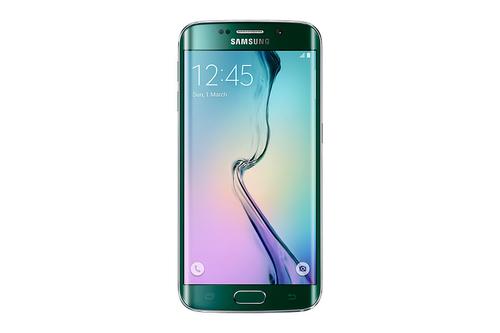 Samsung Galaxy S6 edge SM-G925F 128GB 4G Grün (Grün)