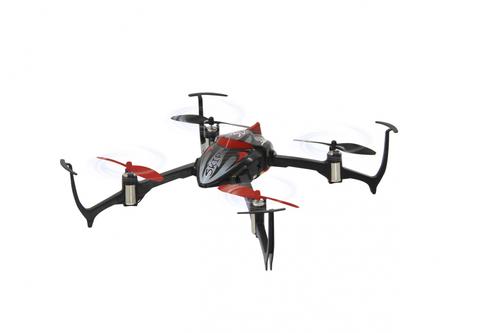 Jamara Skip 3D Toy quadcopter (Schwarz, Rot)