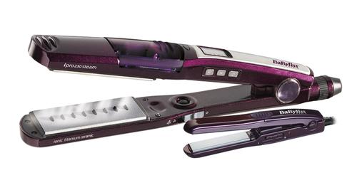 BaByliss ST396E Haarglätter (Violett)