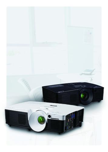 Ricoh PJ WX2240 Desktop-Projektor 3100ANSI Lumen DLP WXGA (1280x800) 3D Weiß, Schwarz Beamer (Weiß, Schwarz)