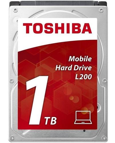 Toshiba L200 1TB 1000GB Serial ATA II Interne Festplatte