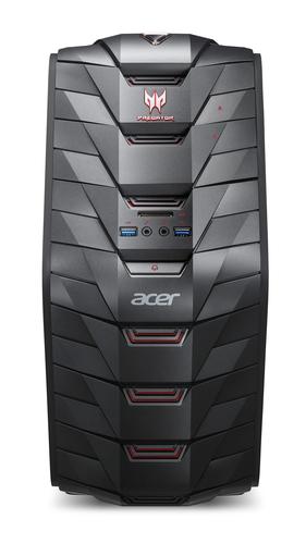 Acer Predator G3-710 (Schwarz)