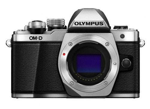 Olympus OM-D E-M10 Mark II (Silber)