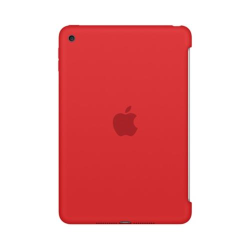 Apple iPad mini 4 Silikon Case – Rot (Rot)