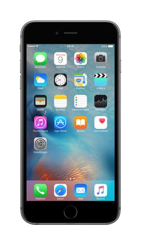 Apple iPhone 6s Plus 32GB 4G Grau (Grau)