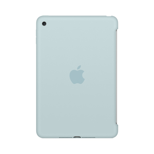 Apple iPad mini 4 Silikon Case – Türkis (Türkis)