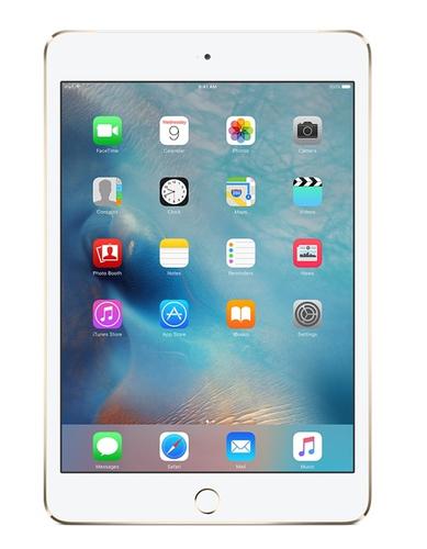 Apple iPad mini 4 32GB 3G 4G Gold Tablet (Gold)