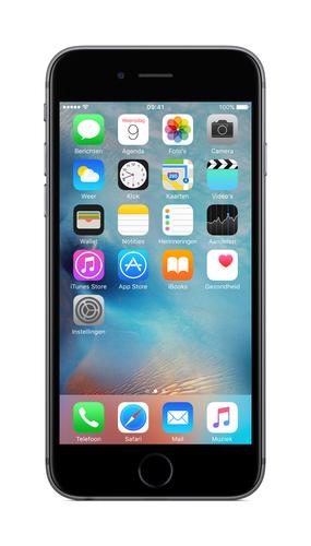 Apple iPhone 6s 16GB 4G Grau (Grau)