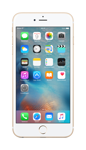Apple iPhone 6s Plus 128GB 4G Gold (Gold)