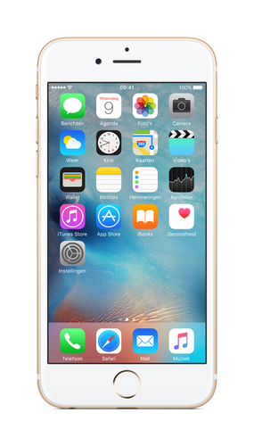 Apple iPhone 6s 16GB 4G Gold (Gold)