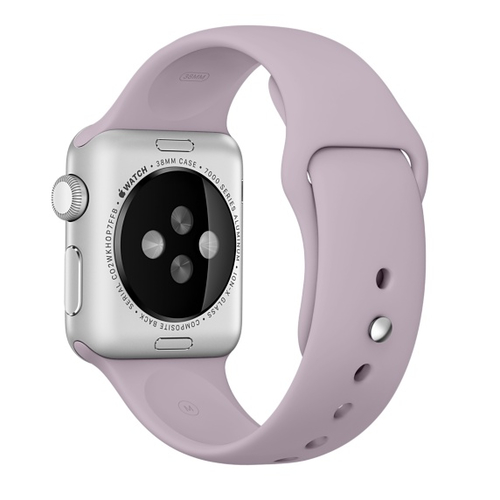 Apple MLKV2ZM/A Uhrenarmband (Lavendel)