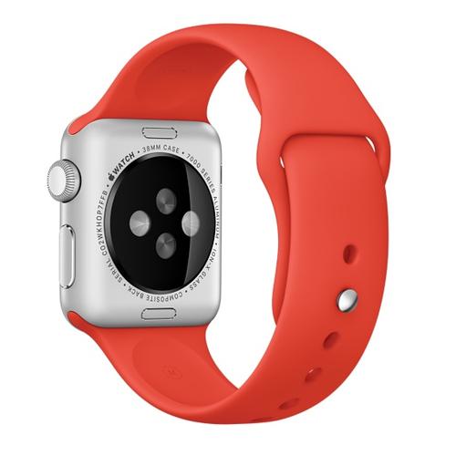 Apple MLD92ZM/A Uhrenarmband (Orange)