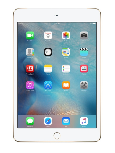 Apple iPad mini 4 64GB Gold (Gold)