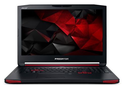 Acer Predator G9-791-77BZ (Schwarz, Rot)