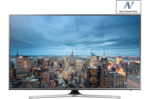 """Samsung UE50JU6850 50"""" 4K Ultra HD 3D Kompatibilität Smart-TV WLAN Silber (Silber)"""
