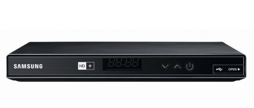 Samsung GX-SM650SJ TV set-top box (Schwarz)