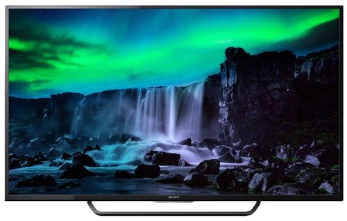 "Sony KD49X8005C 49"" 4K Ultra HD Smart-TV WLAN Schwarz (Schwarz)"