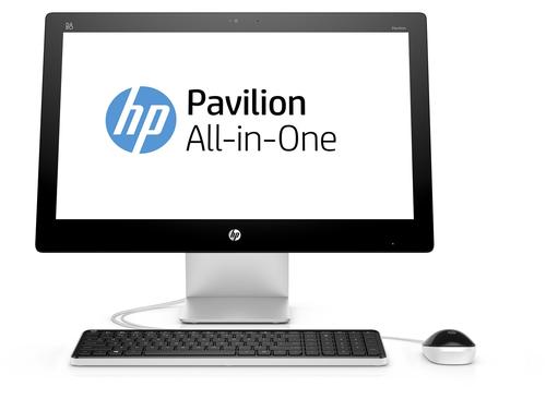 HP Pavilion 23-q102ng (Weiß)