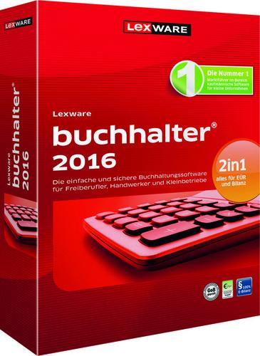 Lexware Buchhalter 2016